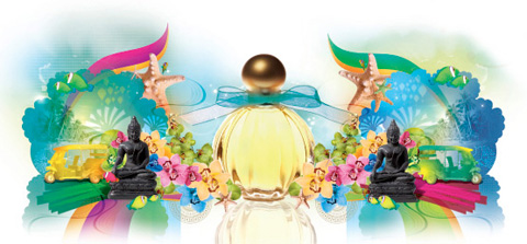 holiday perfumes